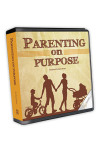Parenting on Purpose Volume 1 CD Series